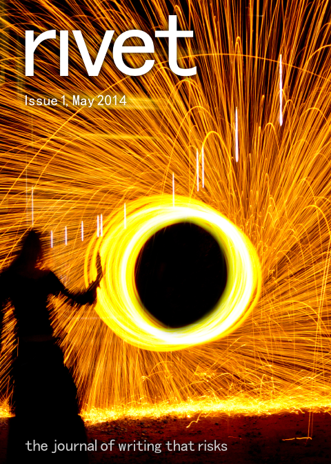 Rivet issue 1 cover